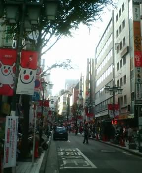 新宿東口中央通り